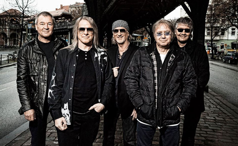 Deep Purple koncert – 2019. DECEMBER 09. 20:00 – Papp László Budapest Sportaréna – JEGYVÁSÁRLÁS