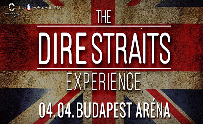 THE DIRE STRAITS EXPERIENCE – 2019. ÁPRILIS 4. – Papp László Budapest Sportaréna – LEZAJLOTT