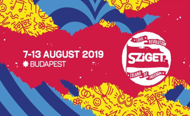 Sziget Fesztivál 2019 – 2019. AUGUSZTUS 7-13-IG – Budapest Óbudai-sziget
