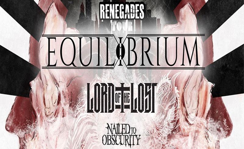 Lord Of The Lost: új klipes dal érdezett a január végén az Equilibrium vendégeként Budapesten is koncertező csapattól
