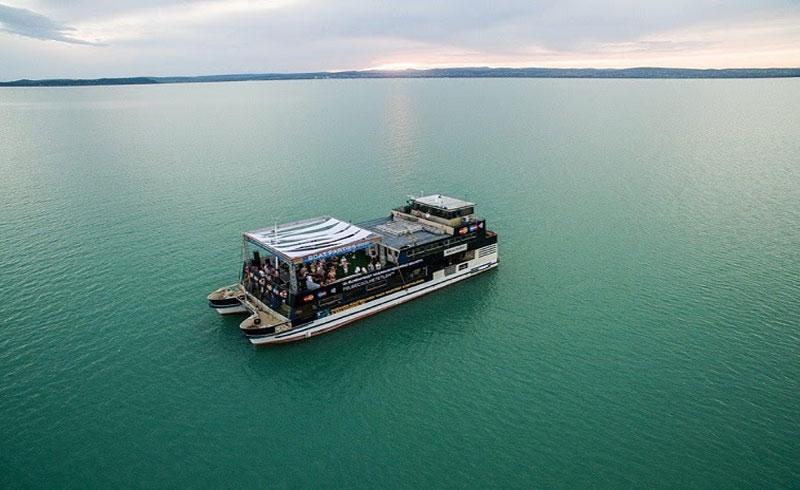 Minden eddiginél nagyobb fellépők a Balaton Sound Boat Partyjain