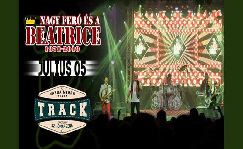 Beatrice: új videó a 40 éves DVD-ről, júliusban nagykoncert egy különleges vendéggel