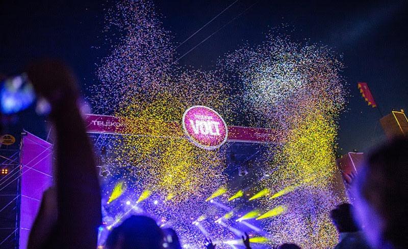 Az új helyszínen is hatalmas siker volt az idei Telekom VOLT Fesztivál