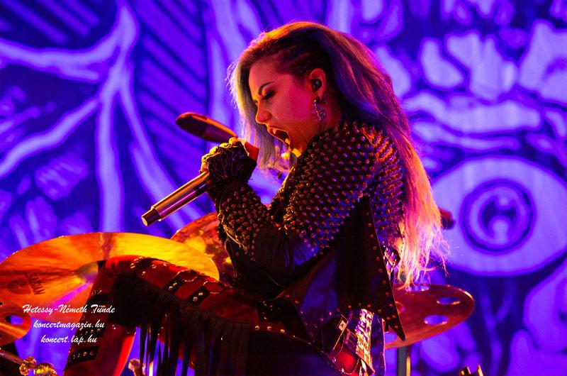 Arch Enemy koncertfotók – 2019.07.25. Székesfehérvár, Fezen Fesztivál