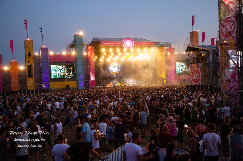 VOLT Fesztivál 2020 – A magyar élvonal a VOLTon
