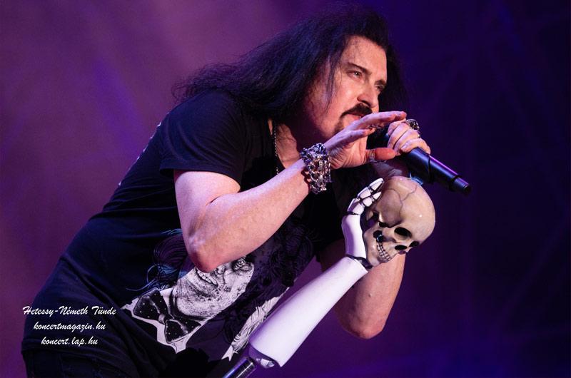 Dream Theater koncertfotók – 2019.07.25. Székesfehérvár, Fezen Fesztivál