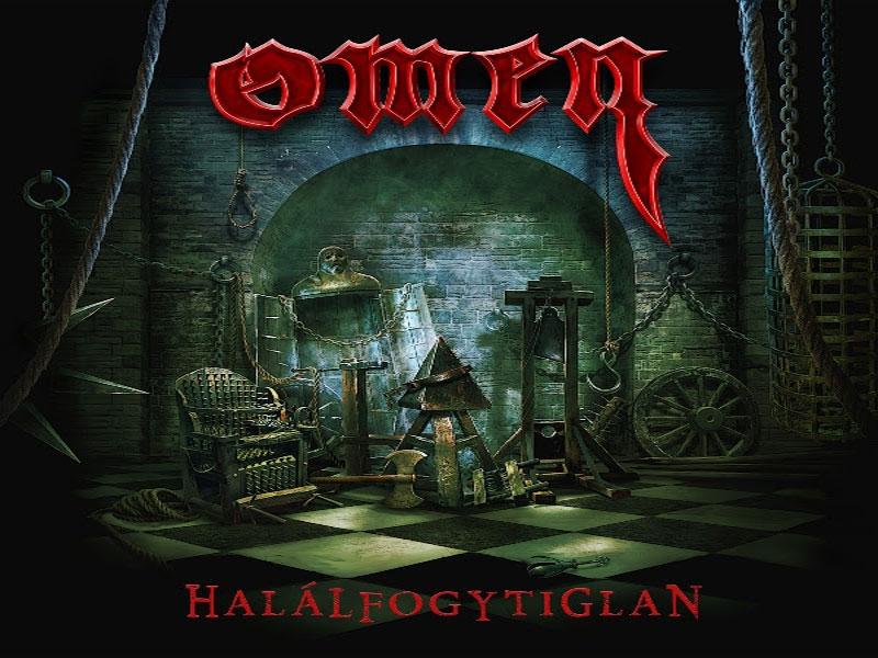 Omen – dalpremier, előrendelhető a jövő héten megjelenő Halálfogytiglan album