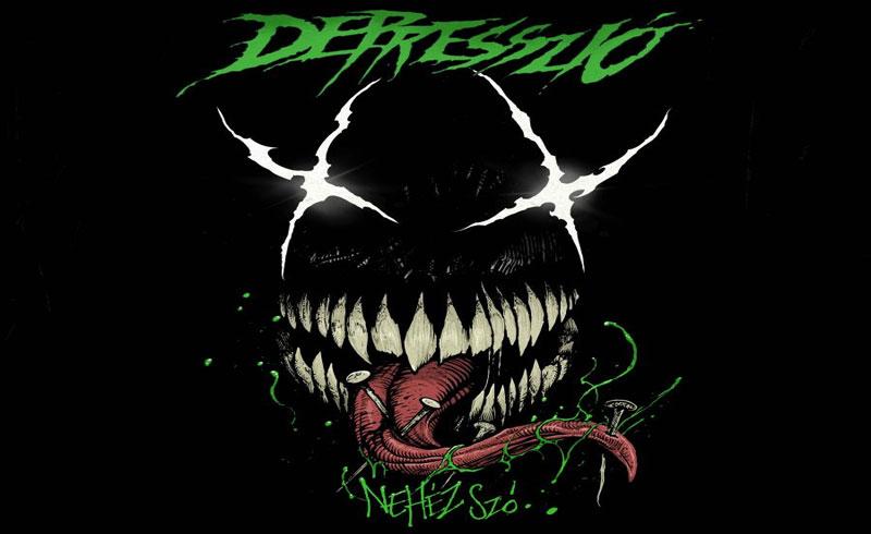 DEPRESSZIÓ: előrendelhető a Nehéz szó, a zenekar 9. nagylemeze; új dal és videoklip: Embernek maradni