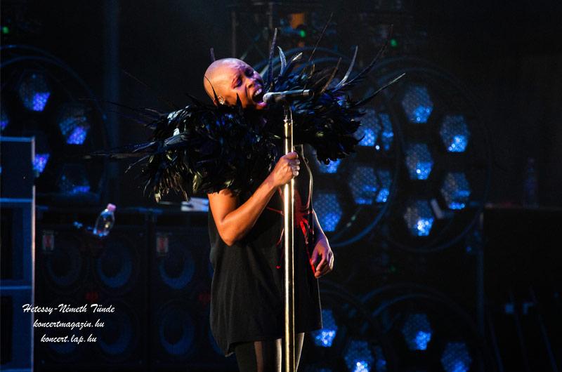 Skunk Anansie koncertfotók – 2019.07.31. Barba Negra Track