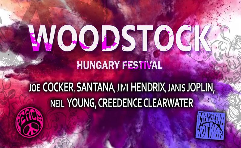 Woodstock 50 – Hungary Festival – 2019. AUGUSZTUS 28. Barba Negra Track