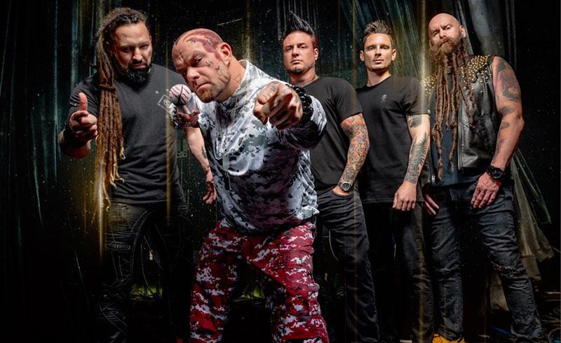 Five Finger Death Punch koncert – 2020. FEBRUÁR 20. Papp László Budapest Sportaréna