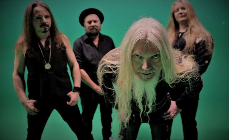Marko Hietala, Oceanhoarse koncertek– Tour Of The Black Heart 2020 – 2020. FEBRUÁR 11. Budapest, Barba Negra Music Club
