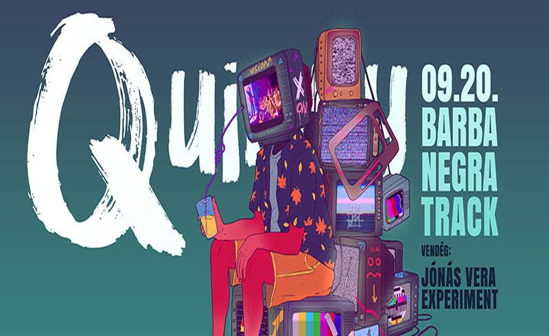 Quimby – Nyárzáró koncert a Barba Negra Trackben – 2019. SZEPTEMBER 20. Barba Negra Track