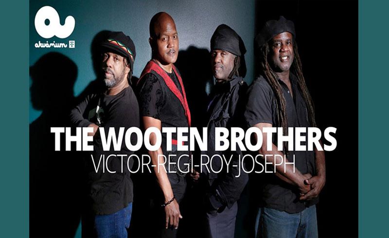The Wooten Brothers koncert – 2019. NOVEMBER 10. Akvárium Klub