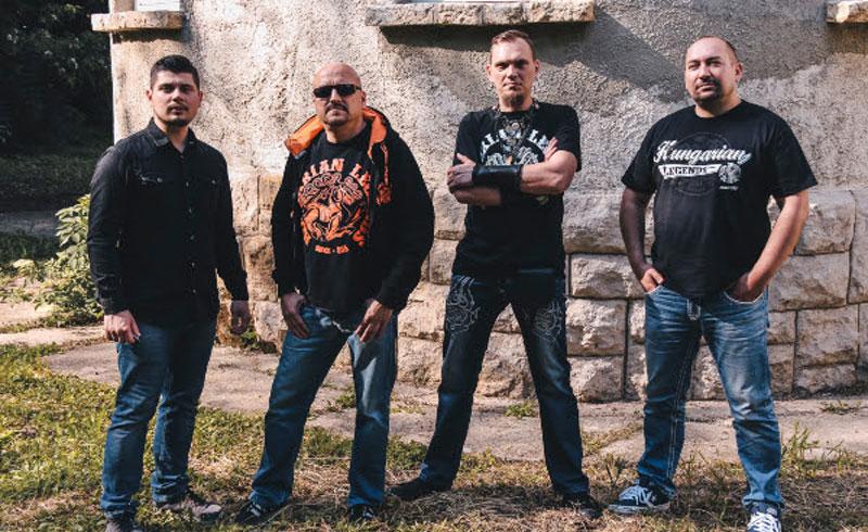 """HUNGARICA – itt a második klip a """"Blitzkrieg albumról!"""