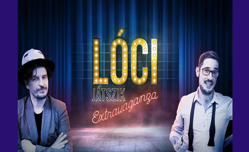 Lóci Játszik – Extravaganza – 2019. OKTÓBER 3. Veszprém, Hangvilla