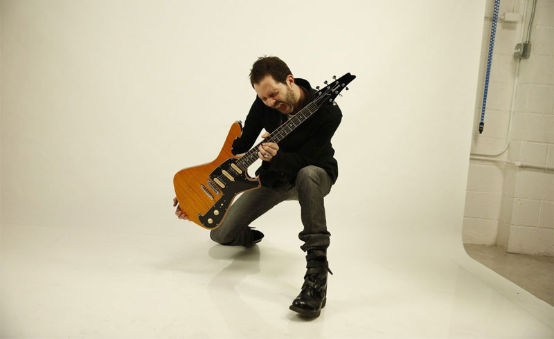 Behold Electric Guitar Tour – Paul Gilbert koncert + vendég – 2019. OKTÓBER 04. Budapest, Analog Music Hall