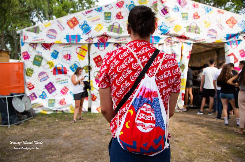SZIGET Fesztivál életképek 2019 – 2019.08.13. Sziget Fesztivál