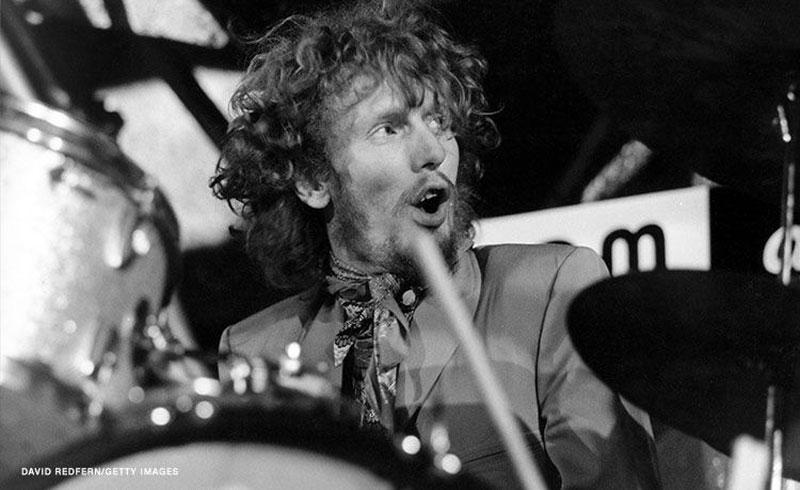 80 évesen elhunyt Ginger Baker a Cream zenekar legendás dobosa