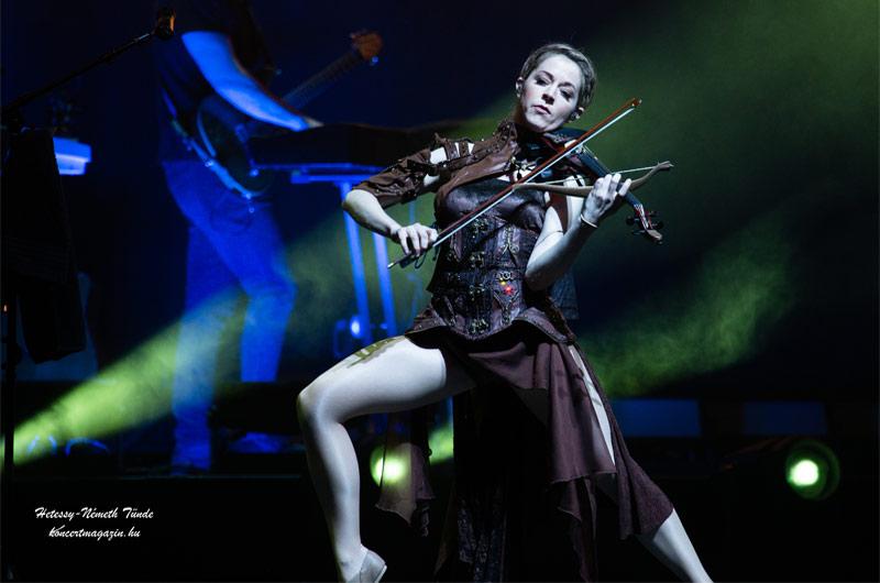 Lindsey Stirling koncert Budapest koncertfotók – 2019.10.07. Papp László Budapest Aréna