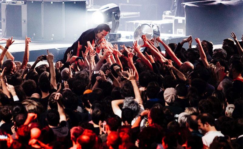 Jövő májusban pótolják Nick Cave and the Bad Seeds koncertjét!