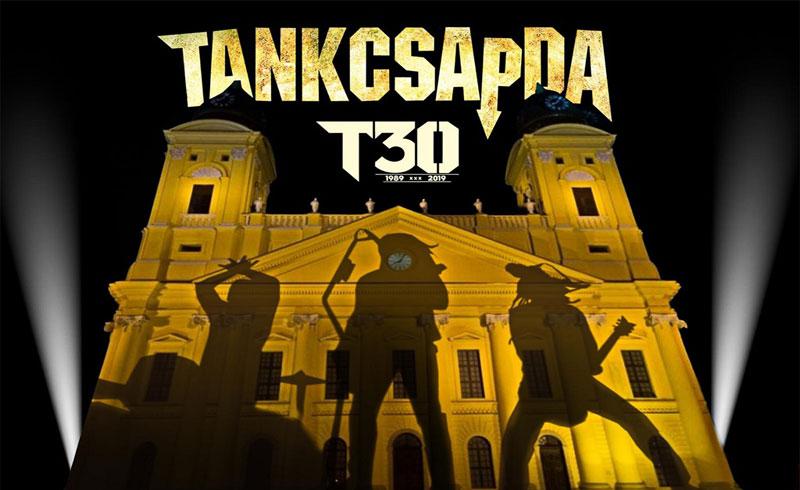T30 – BOLDOG SZÜLETÉSNAPOT TANKCSAPDA!