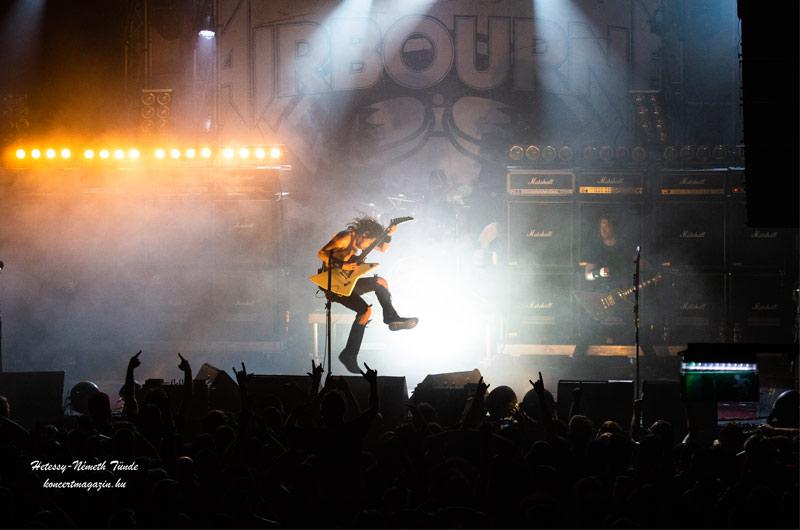 Airburne, avagy ilyen egy igazi ausztrál rock and roll party