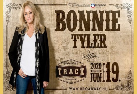Bonnie Tyler koncert Budapesten