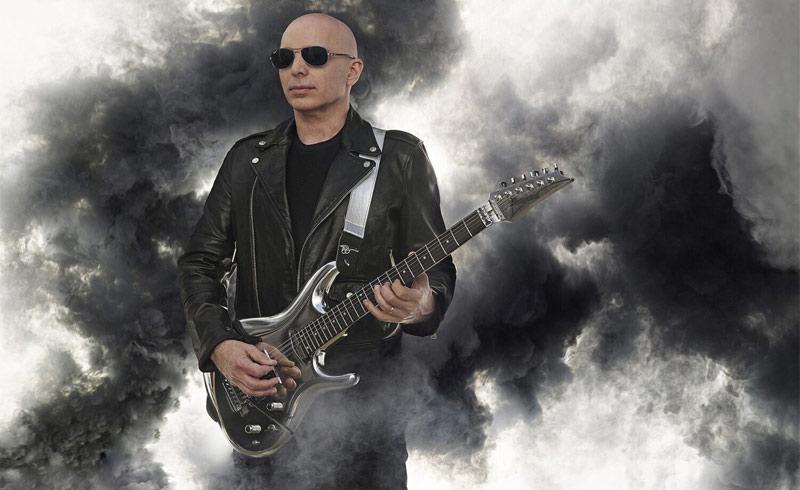 ELHALASZTVA! – Joe Satriani koncert Budapest – The Shapeshifting Tour – 2020. MÁJUS 08. Budapest, Barba Negra Track