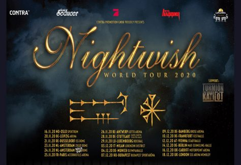 Jövőre újra Budapestre jön a Nightwish!
