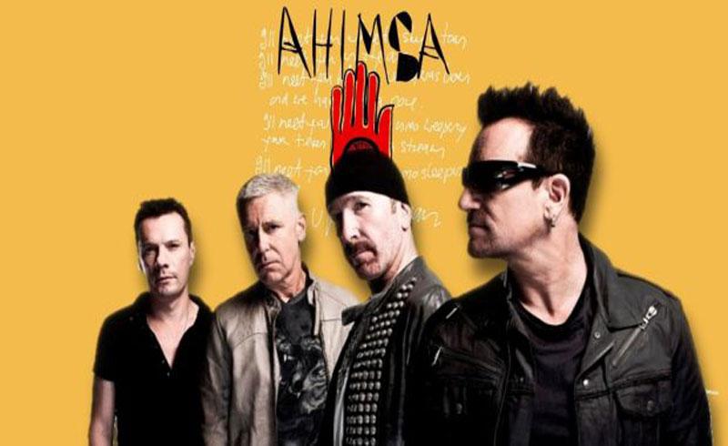 Itt az új U2 dal