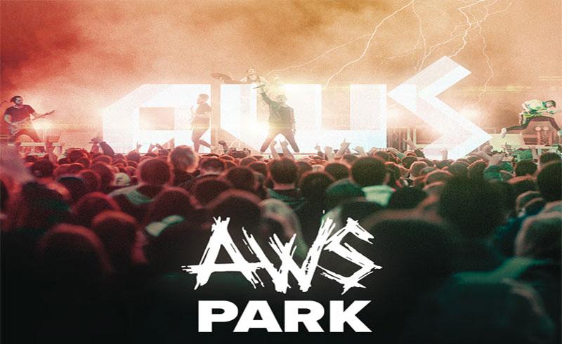 AWS: Nézd meg a Fuss! című dalt Bodor Mátéval a frissen megjelent, Budapest Parkban rögzített DVD-ről!