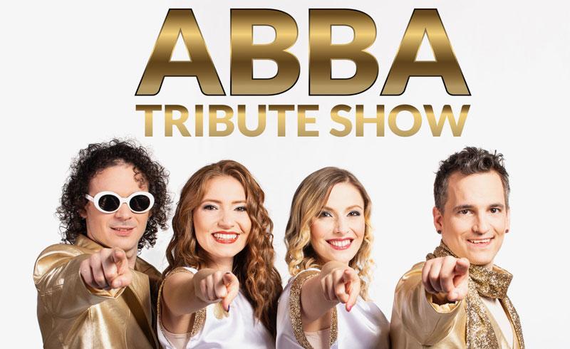 Mindörökké ABBA! – ABBA Tribute Show koncert – 2020. FEBRUÁR 01. Akvárium Klub