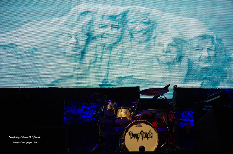 Deep Purple koncert – avagy másfél óra varázslat a Papp László Arénában