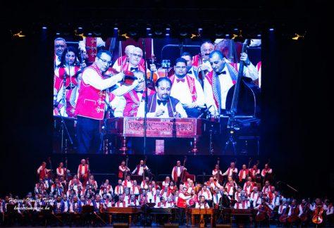 100 Tagú Cigányzenekar 35.Jubileumi koncert – koncertfotók 2020.02.09. Budapest Aréna