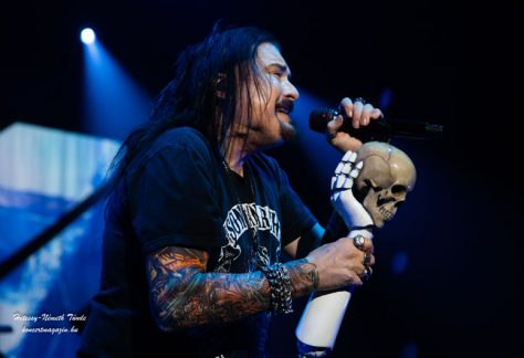Dream Theater Budapest – Distance Over Time + 20 years of Metropolis Pt. 2 – koncertfotók 2020.02.08. Budapest Aréna