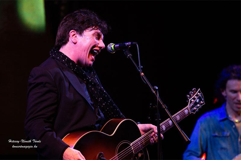 Eric Martin–The Voice Of Mr. Big, Acoustic Duo Tour – Budapest koncertfotók – 2020.01.31. Analog Music Hall