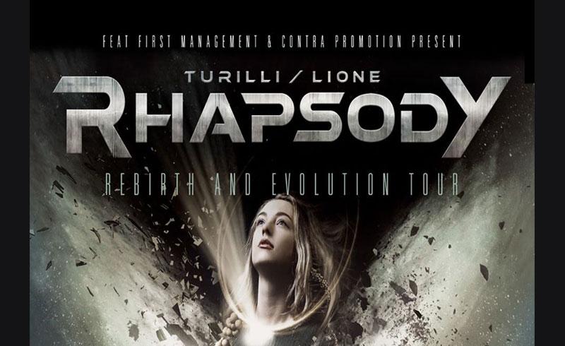 Elmarad a Rhapsody budapesti koncertje, nem lesz pótlás!