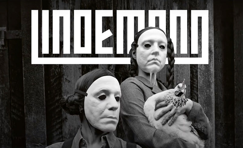 Platz Eins – a legfrisebb Lindemann videó