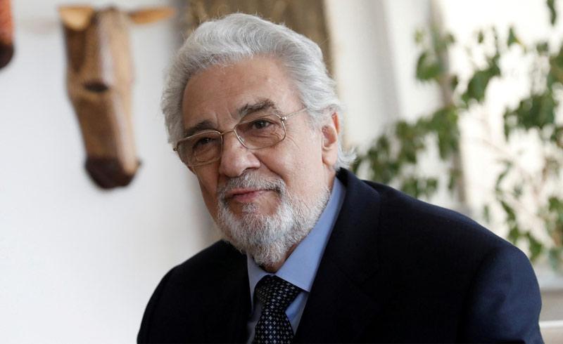 A híres tenor Plácido Domingo is megfertőződött a koronavírussal