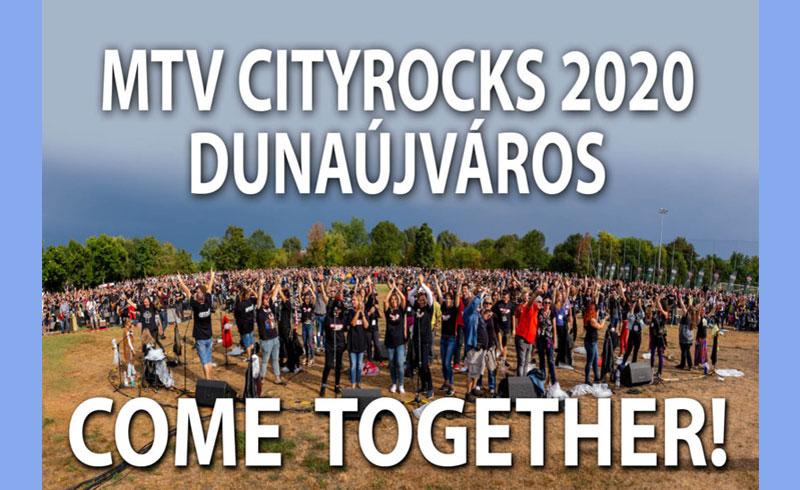MTV CityRocks 2020 – Már lehet jelentkezni Magyarország legnagyobb rockzenekarába
