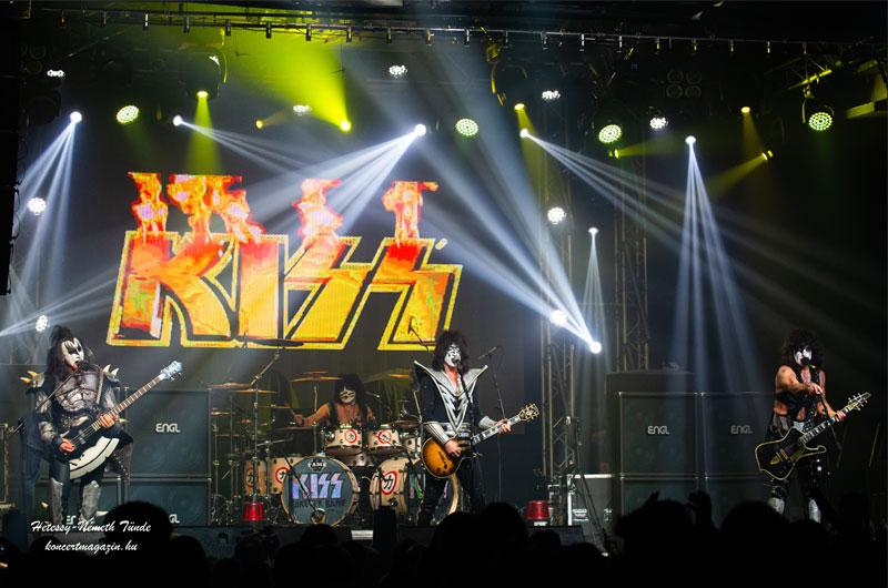 Kiss Forever Band – koncertfotók 2020.01.24. Barba Negra Music Club