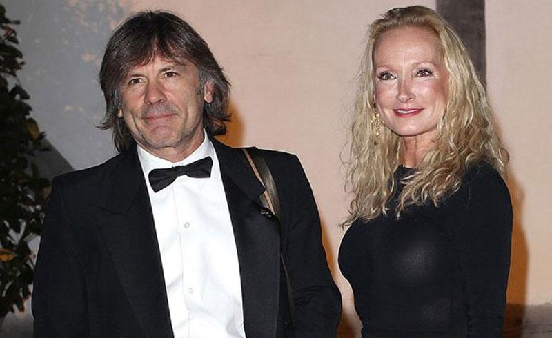 Balesetben elhunyt Bruce Dickinson volt felesége Paddy Bowden