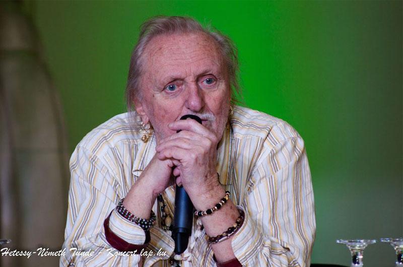 Ma ünnepli 77. születésnapját Benkő László, az Omega legendás billentyűse