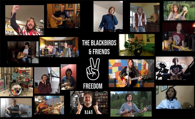 Egy dal, melyben 12 ország közös Beatles-szívvel dobog