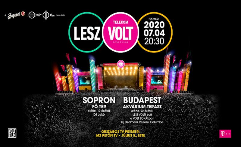 Lesz VOLT! – A VOLTra készül Sopron