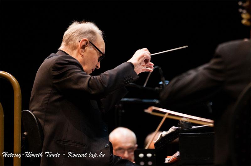 Volt egyszer egy vadnyugat – Ennio Morricone egy felejthetetlen koncerttel búcsúzott Magyarországtól