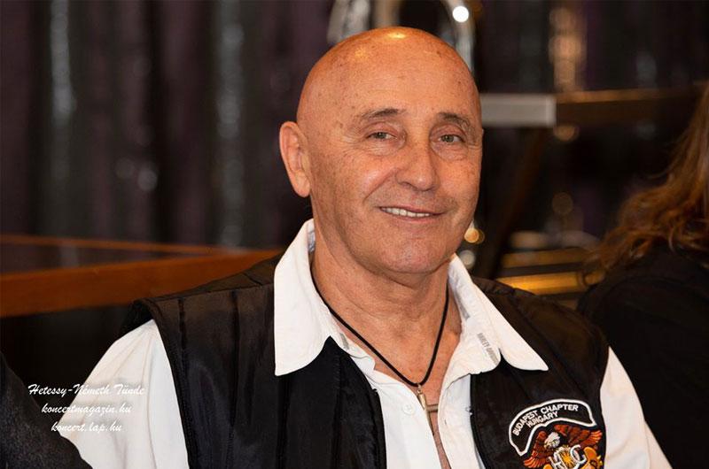 EDDA Művek- 69 éves lett Pataky Attila