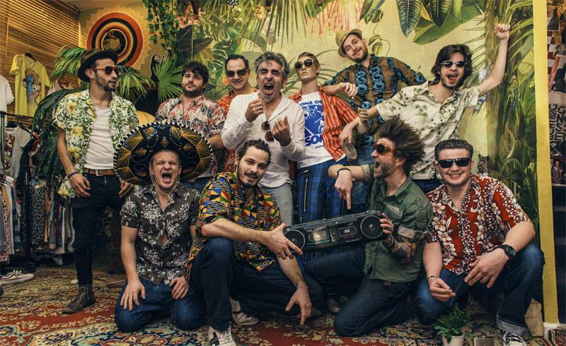 Világzene Senával és a Várkonyi csibészekkel!  – 15 ingyenes, szabadtéri koncerttel várja a közönséget a Budapest Ritmo Piknik!