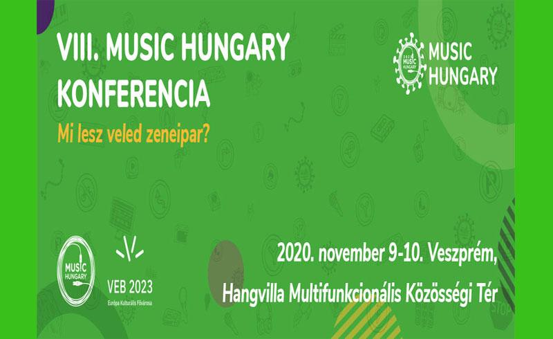 """VIII. Music Hungary Konferencia """"Mi lesz veled zeneipar"""" – A Music Hungary Szövetség közleménye az idei Konferenciáról"""